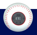 Baseball Alarm Clock - SPA6505