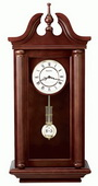 Aqua Pear Deluxe Chimng Wall Clock Quartz by Bulova - GTB6624