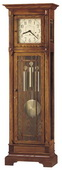 Howard Miller Greene Grandiose Chiming Fashion Trend Grandfather Clock Oak (Made in USA)