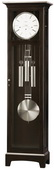 Howard Miller Trendsetter Deluxe Chiming Grandfather Clock Espresso (Made in USA) - CHM1182