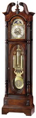 Howard Miller Stewart Captivating Triple Chiming Traditional Grandfather Clock (Made in USA)