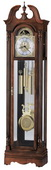 Howard Miller CHM1248 Noble Chiming Traditional Grandfather Clock Cherry (Made in USA)