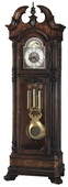 Howard Miller CHM1028 Spectacular Triple Chiming Presidential Grandfather Clock - Floor Clocks Reaga