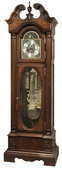 Howard Miller Coolidge Deluxe Triple Chiming Presidential Grandfather Clock (Made in USA) - CHM1042