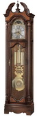 Howard Miller Langston Deluxe Chiming Traditional Grandfather Clock (Made in USA) - CHM1200