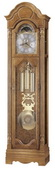 Howard Miller CHM1198 Radiant Chiming Traditional Grandfather Clock Golden Oak (Made in USA)