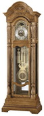 Howard Miller Nicolette Magnificent Triple Chiming Presidential Grandfather Clock (Made in USA)