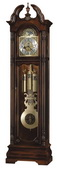 Howard Miller Ramsey Luxurious Chiming Traditional Grandfather Clock Cherry (Made in USA)