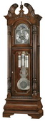 Howard Miller Straford Deluxe Triple Chiming Presidential Grandfather Clock (Made in USA) - CHM1056