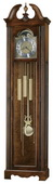 Howard Miller Princeton Deluxe Triple Chiming Traditional Grandfather Clock (Made in USA) - CHM1458