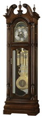 Howard Miller Edinburg Deluxe Triple Chiming Traditional Grandfather Clock (Made in USA) - CHM1100