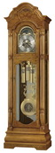 Howard Miller CHM1098 Deluxe Triple Chime Grandfather Clock (Made in USA) Traditional Collection