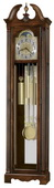 Howard Miller Warren Opulent Chiming Traditional Grandfather Clock Cherry (Made in USA)