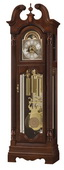 Howard Miller Beckett Masterful Traditional Grandfather Clock Cherry (Made in USA)