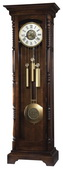 Howard Miller Kipling Deluxe Chiming Fashion Trend Grandfather Clock (Made in USA) - CHM2956