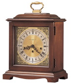 Howard Miller Graham Deluxe Chiming Key Wound Mantel Clock (Made in USA)- CHM1700