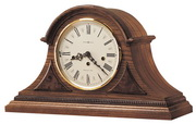 Howard Miller Deluxe Chiming Key Wound Mantel Clock (Made in USA) - CHM1590