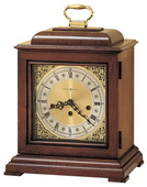 Howard Miller Deluxe Chiming Key Wound Mantel Clock (Made in USA) - CHM1638