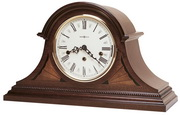 Howard Miller CHM1476 Deluxe Triple Chiming Key Wound Mantel Clock (Made in USA)