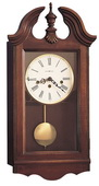 Howard Miller Landcaster Chiming Keywound Wall Clock - CHM1634