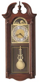 Howard Miller Deluxe CHM1816 Quartz Chiming Wall Clock (Made in USA)