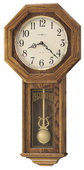 Howard Miller Ansley Quartz Chiming Wall Clock - CHM1818