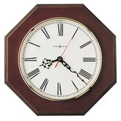 11 1/2in Howard Miller Wooden Wall Clock - CHM2484