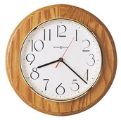 11.5in Howard Miller Wooden Wall Clock - CHM2492