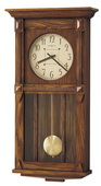 Howard Miller CHM1692 Deluxe Quartz Chiming Wall Clock (Made in USA)