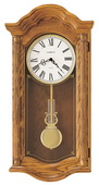 Howard Miller Lambourn II Quartz Chiming Wall Clock - CHM1766