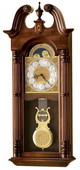 Howard Miller Deluxe CHM1578 Quartz Chiming Wall Clock (Made in USA)