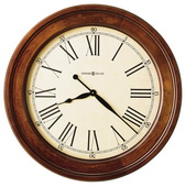 Howard Miller Deluxe CHM1746 30in Wall Clock (Made in USA)