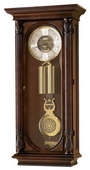 Howard Miller Stevenson Chiming Limited Edition Keywound Wall Clock - CHM1164