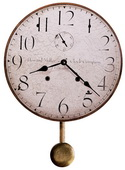 13in Howard Miller Wall Clock (Made in USA)- CHM2274