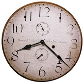 18in Howard Miller Wall Clock (Made in USA)- CHM2240