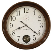 Howard Miller Deluxe 32.5in Wall Clock (Made in USA)- CHM1826