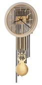 Howard Miller Focal Point Deluxe Chiming Gallery Wall Clock (Made in USA)- CHM1024