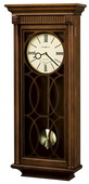 Howard Miller Deluxe Triple Chime Quartz Wall Clock - CHM1968