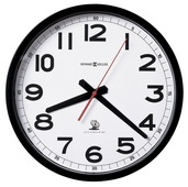 12 1/4in Howard Miller Atomic Quartz Wall Clock - CHM2486