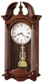 Howard Miller Deluxe Quartz Chiming Wall Clock - CHM1984