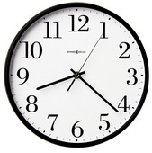 10.5in Howard Miller Quartz Wall Clock - CHM2780