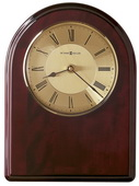 Howard Miller CHM2306 Deluxe Tabletop & Wall Clock