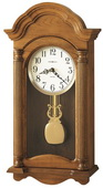 Howard Miller Deluxe Quartz Chiming Wall Clock - CHM1974