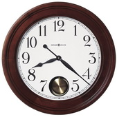 Howard Miller Deluxe 25in Gallery Wall Clock (Made in USA)- CHM1962