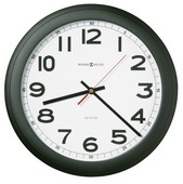 12 1/4in Howard Miller Auto Daylight Savings Quartz Wall Clock - CHM2670