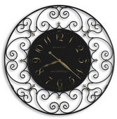 Howard Miller Deluxe 36in Gallery Wall Clock - CHM2096
