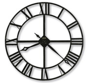 Howard Miller Deluxe 32in Wrought Iron Metal Wall Clock - CHM2070