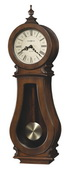 Howard Miller CHM1940 Deluxe Quartz Chiming Wall Clock