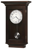 Howard Miller CHM1958 Deluxe Traditional Quartz Chiming Wall Clock