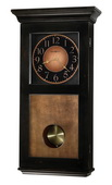 Howard Miller Deluxe Chiming Quartz Wall Clock - CHM1924